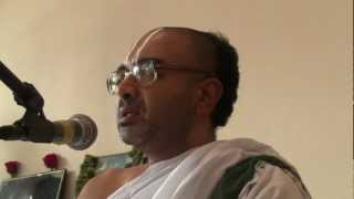 Sri Velukkudi Krishnan - Who Decides My Destination - Time, Deeds, Fate or God? Discourse - Part 1