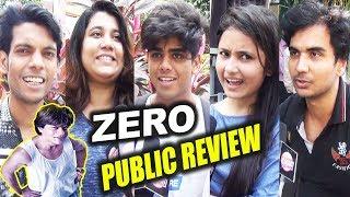 ZERO Teaser | Public Review & Reaction| Shahrukh Khan | Aanand L Rai | Katrina Kaif