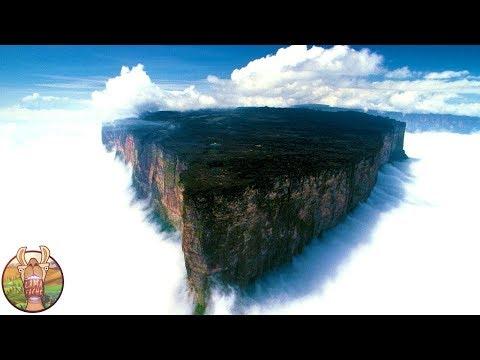 10 MONDES INCROYABLES PERDUS SUR TERRE | Lama Faché