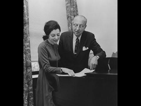 Judith Raskin sings Mahler Lieder (1971)