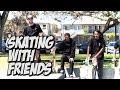 HERN AND FRIENDS SKATING STONER & MORE !!! - NKA VIDS -