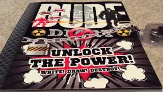 Dude Diary unlock the power episode 1 trying to open the lock