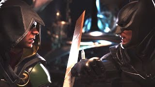 iNJUSTICE 2 All Character Clashes 1080p 60FPS