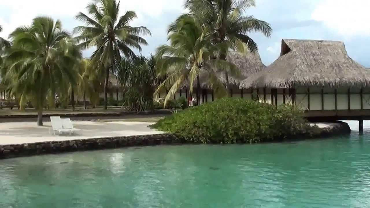 Intercontinental Moore French Polynesia Review Of A Premium Overwater Junior Suite Bungalow 608