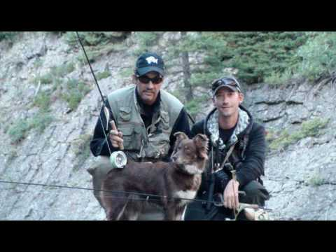 Fly Fishing The Ram River Canyon W/the HUMBLE FISHERMAN! (pt. 2 Of 2)