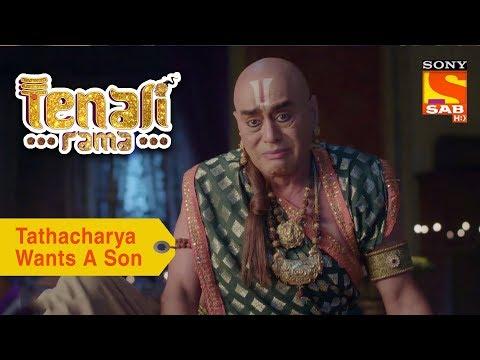 Your Favorite Character | Tathacharya Wants A Son | Tenali Rama