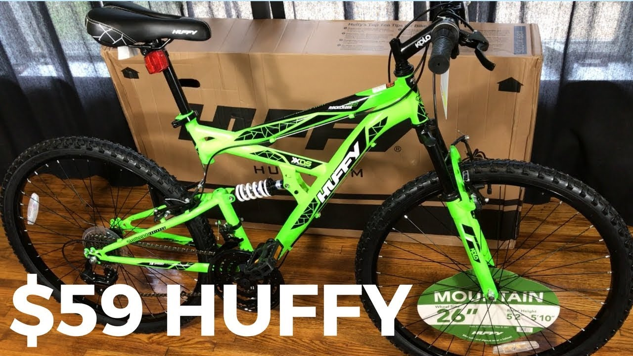 Dual Suspension Mountain Bikes Walmart >> 59 Walmart Huffy 26 Rock Creek Mountain Bike Overview And Issues