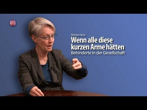 Simone Danz: Wenn alle diese kurzen Arme hätten – Behinderte in der Gesellschaft