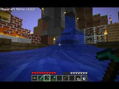 Minecraft TV Series Vlog - Man vs Minecraft or I Am Legend
