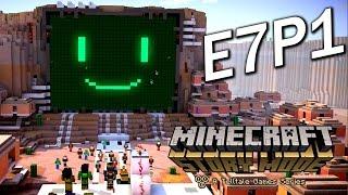 Minecraft Story Mode Episode 7 Part 1: 人工智能電腦?