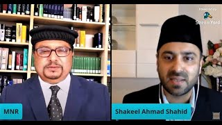Introductory Live Session 13 With Respected Dr  Shakeel Ahmad Shahid Sahib Ph. D.  From Germany.