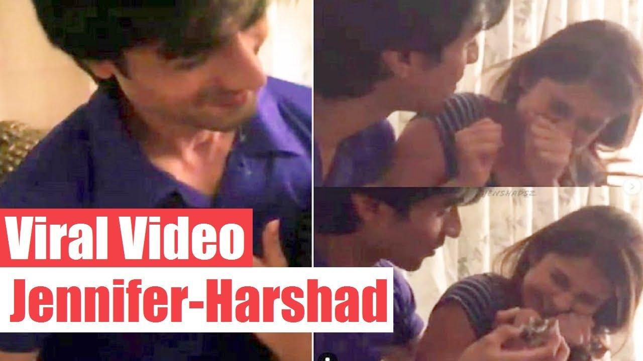 Jennifer-Harshad की पुरानी Video Viral, Fans को खूब भाई ...