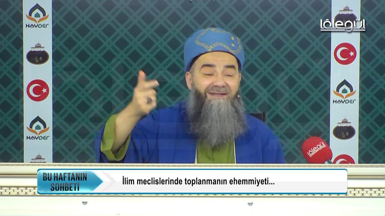 16 Nisan 2019 Tarihli Bu Haftanın Sohbeti - Cübbeli Ahmet Hocaefendi Lâlegül TV