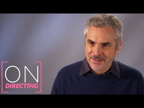 Alfonso Cuarón On Writing The First Line Of A Movie   On Filmmaking