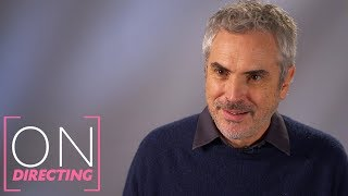 Alfonso Cuarón on Writing the First Line of a Movie | On Filmmaking