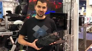VRgineers debuts latest version of XTAL with 8K res at CES 2020, Las Vegas