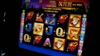 Wheres the Gold Slot Machin, Grand Casino Luzern, Big Win mit Re Spin-Bonus