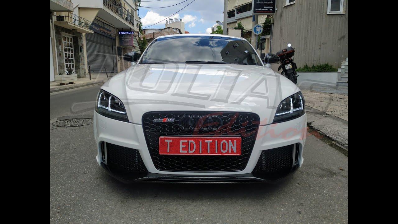 Audi TT ( 8J ) TT RS Style Body kit by Tolias Edition ...