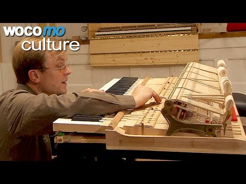 Looking For The Perfect Sound With The Piano Tuner Stefan Knüpfer