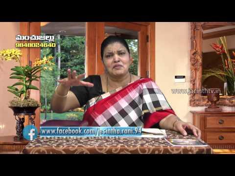 Gift of Holy Spirit ( part 3) - Sis.Jacintha Reddy - Jacinth Tv