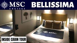 MSC BELLISSIMA Inside Cabin Tour
