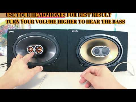 Polk Audio DB691 VS JBL Club 9630 Real Test Full review!