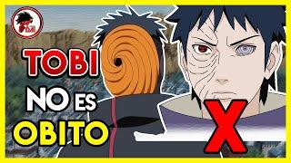 Naruto: TOBI NO ES OBITO ¡YA BASTA!