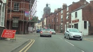 Superfast drive from Ashbourne, Derbyshire to Macclesfield, Cheshire. 21st June 2013 @720p