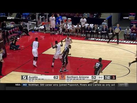 Ryan Arcidiacono Shoots 6-for-7 En Route to 18 Points at NBA D-League Showcase