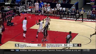 Ryan Arcidiacono Shoots 6-for-7 En Route to 18 Points at NBA D-League Showcase