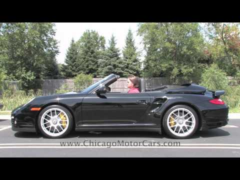 Porsche 911 Turbo S Cabriolet - Chicago Motor Cars Video Review with Chris Moran