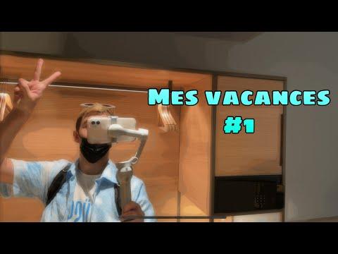 LE DEBUT DU VOYAGE ! / LES VACANCES DE KITCAT 1