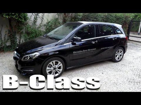 2015 Mercedes-Benz B-Class B200 Detailed In Depth Review (ENG) Walkthrough Presentation