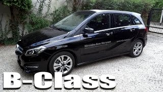 2015 Mercedes-Benz B-Class B200 Detailed In Depth Review (ENG) Walkthrough Presentation(2016 2015 Mercedes-Benz B-Class B200 Detailed In Depth Review (ENG) Walkthrough Presentation Walkaround Engine Exhaust Sound Audio System., 2015-10-03T11:13:52.000Z)