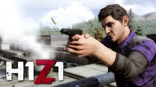 ROSIN | H1Z1 | Gameplay PL
