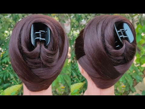 simple-and-easy-clutcher-hairstyle-||-hairstyle-||-everyday-girls-hairstyle-||-clutcher-hairstyle-||