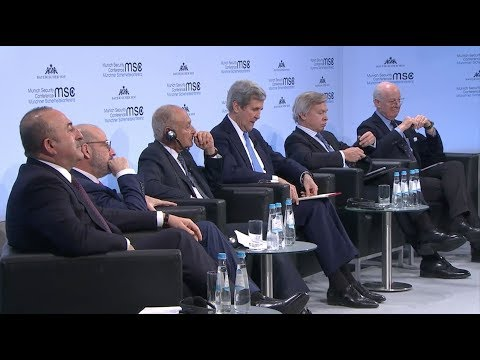 "MSC-2018. Panel Discussion ""Widening Gulf"" [18.02.2018]"