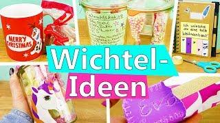 Wichtelgeschenke unter 5€ | Perfekte DIY Ideen zum verschenken | einfach & schön | DIY Inspiration