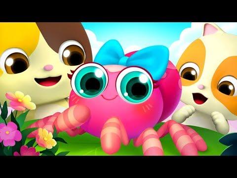 Itsy Bitsy Spider  Nursery Rhymes & Kids Songs - BabyBus