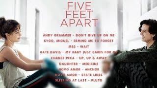В МЕТРЕ ДРУГ ОТ ДРУГА - ВСЕ ПЕСНИ из фильма | Five Feet Apart
