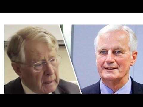 BREAKING Former ECJ judge demolishes Brussels' attempt to deny UK legal sovereignty after Brexit