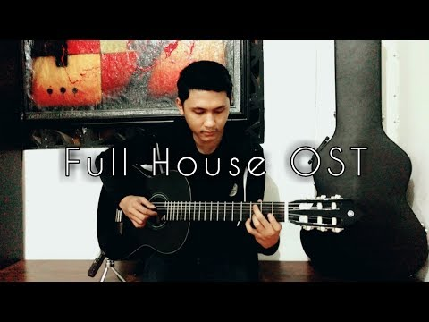 Full House OST || Oon Myung - Why (Guitar Cover)