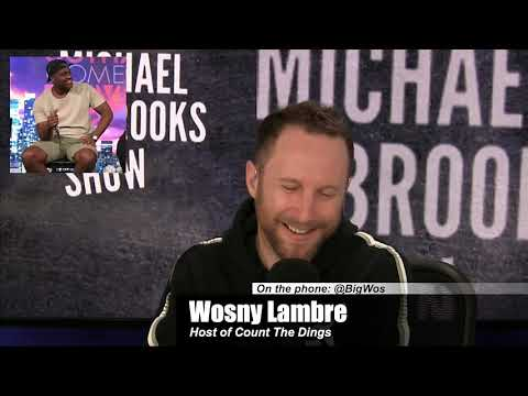 Worst Movie Made About Haiti Ever & Bill Clinton Did Voodoo? ft. Wosny Lambre (TMBS 78)