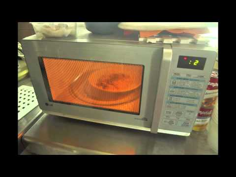 How To Warm The Food In Microwave M4v Youtube