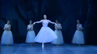 Giselle Act II Grand pas d'action (Grand adage, Variation )