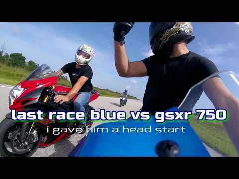 2015 gsxr 600 vs  gsxr 1000 vs kawasaki zx636 epic street battle