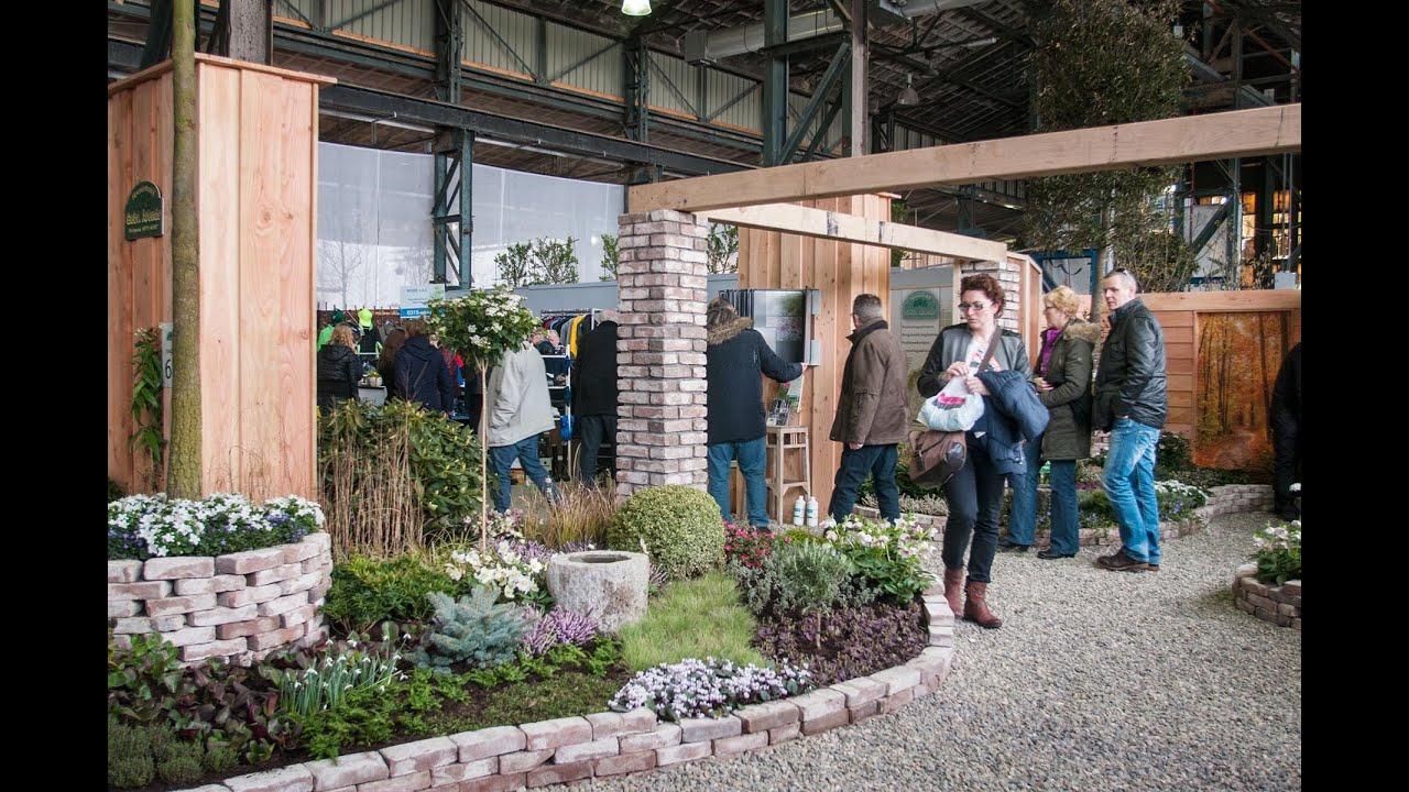 tuinbeurs in ulft is begin van het voorjaar youtube