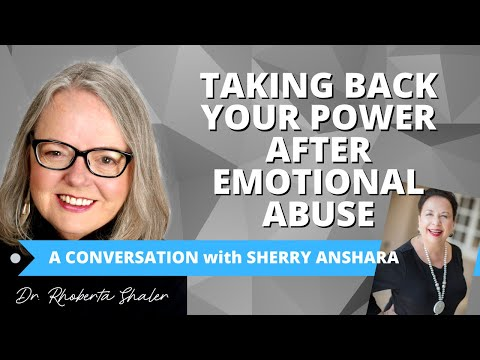 Taking Your Power Back, After Emotional Abuse