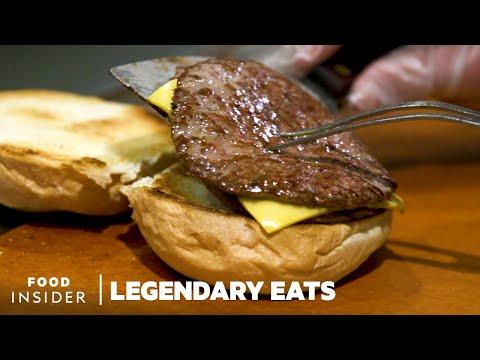 Chicago's Most Legendary Cheeseburger | Legendary Eats