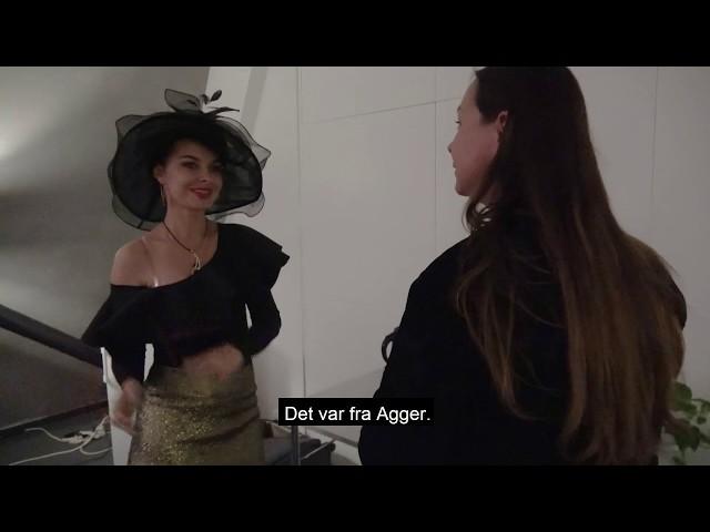 Kunst For Tiden Interview med Kseniya Simonova + Kseniyas optræden i